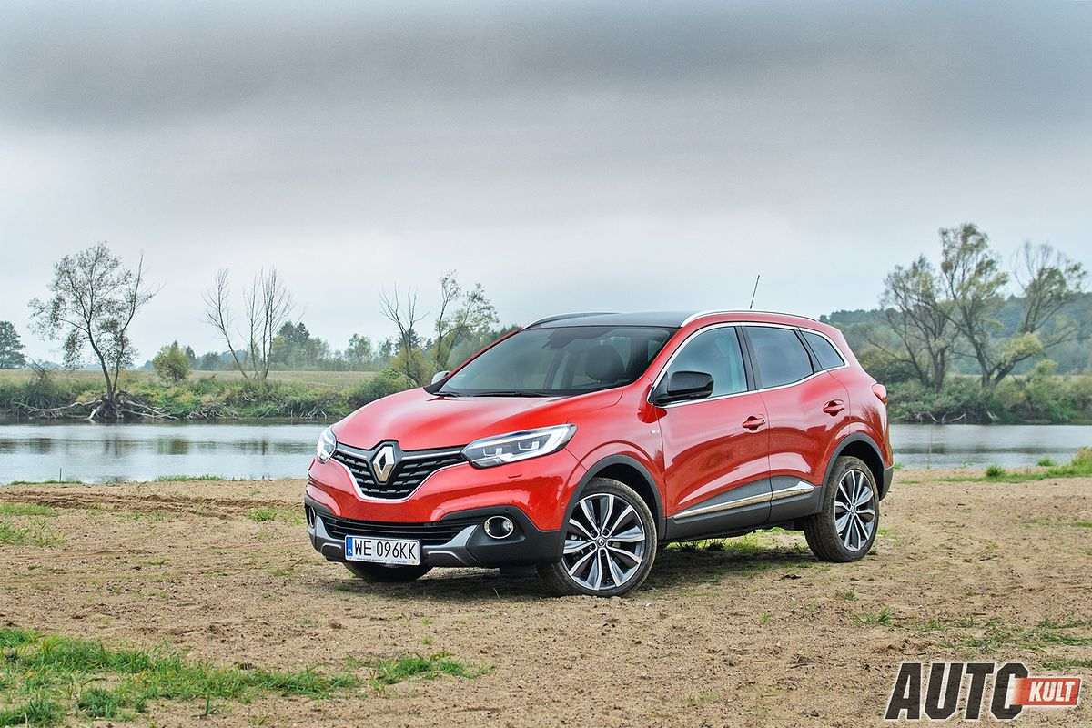 renault kadjar dci 130 4x4 bose test opinia spalanie. Black Bedroom Furniture Sets. Home Design Ideas