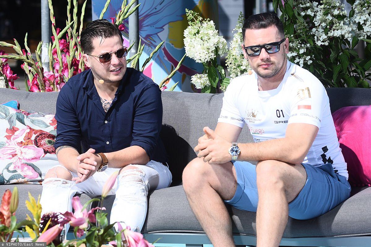 Bracia Collins zatrudnili Tomasza Komendę. Nie, nie będzie zajmował się autami | Autokult.pl