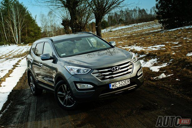 hyundai santa fe executive 4wd 2 2 crdi at test. Black Bedroom Furniture Sets. Home Design Ideas