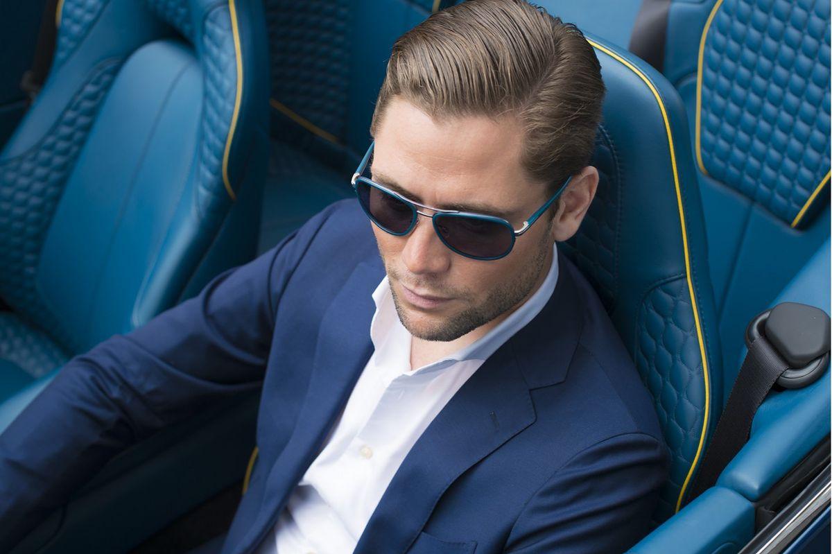 Seria okularów Aston Martin w gamie Marmy | Autokult.pl
