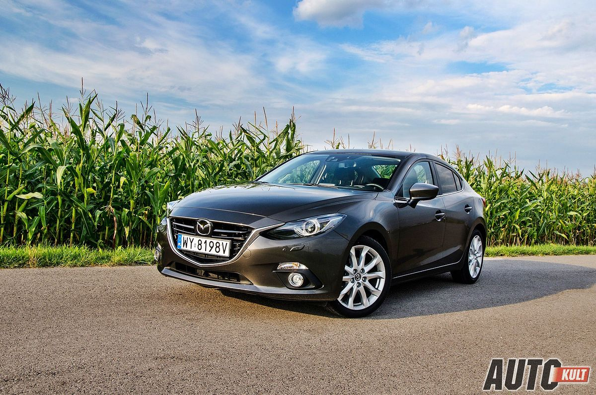 mazda 3 sedan 2 0 skyactiv g at skypassion test. Black Bedroom Furniture Sets. Home Design Ideas