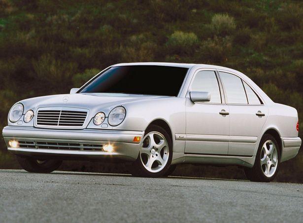 Mercedes Klasy E W210 Awarie I Problemy Autokult Pl