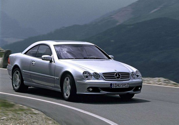 Mercedes benz cl c215 z drugiej r ki for Benz sport katalog