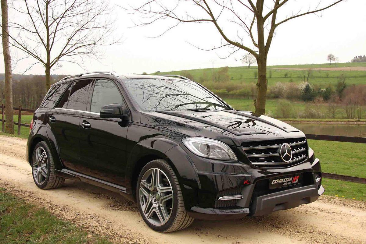Mercedes ml63 amg od expression motorsport for Benz sport katalog