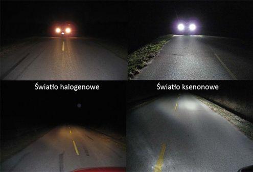 Reflektory Ksenonowe Podstawy Oświetlenie Autokult Pl