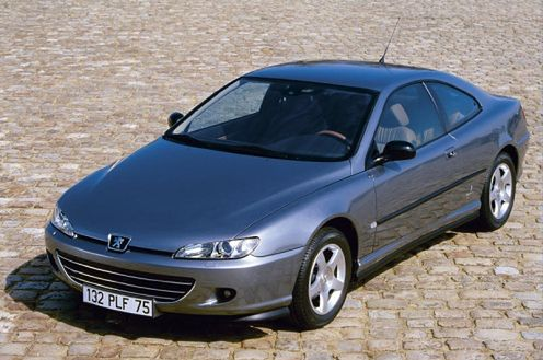 z drugiej r ki peugeot 406 coupe. Black Bedroom Furniture Sets. Home Design Ideas