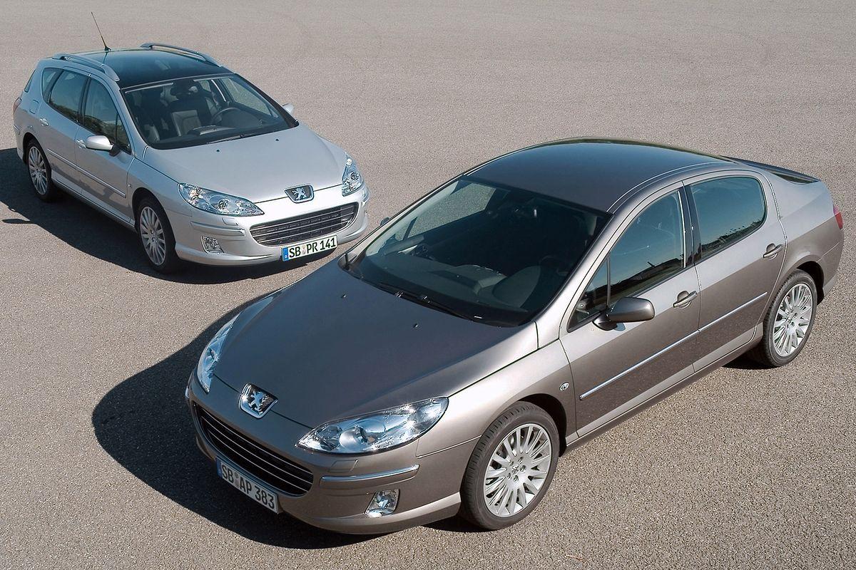 Uzywany Peugeot 407 1 6 Hdi 2004 2011 Opinie Poradnik Autokult Pl