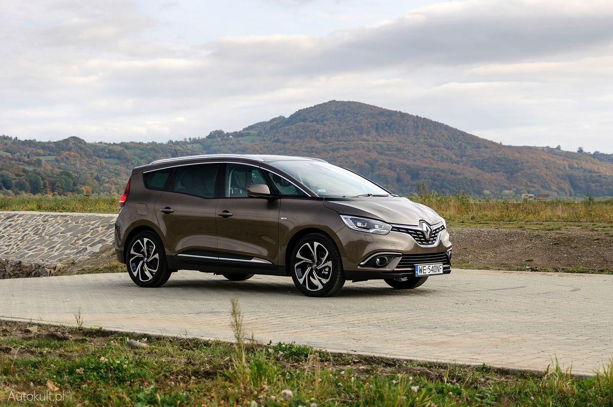 Nowe Renault Grand Sc U00e9nic Bose Dci 160 I M U00e9gane Grand