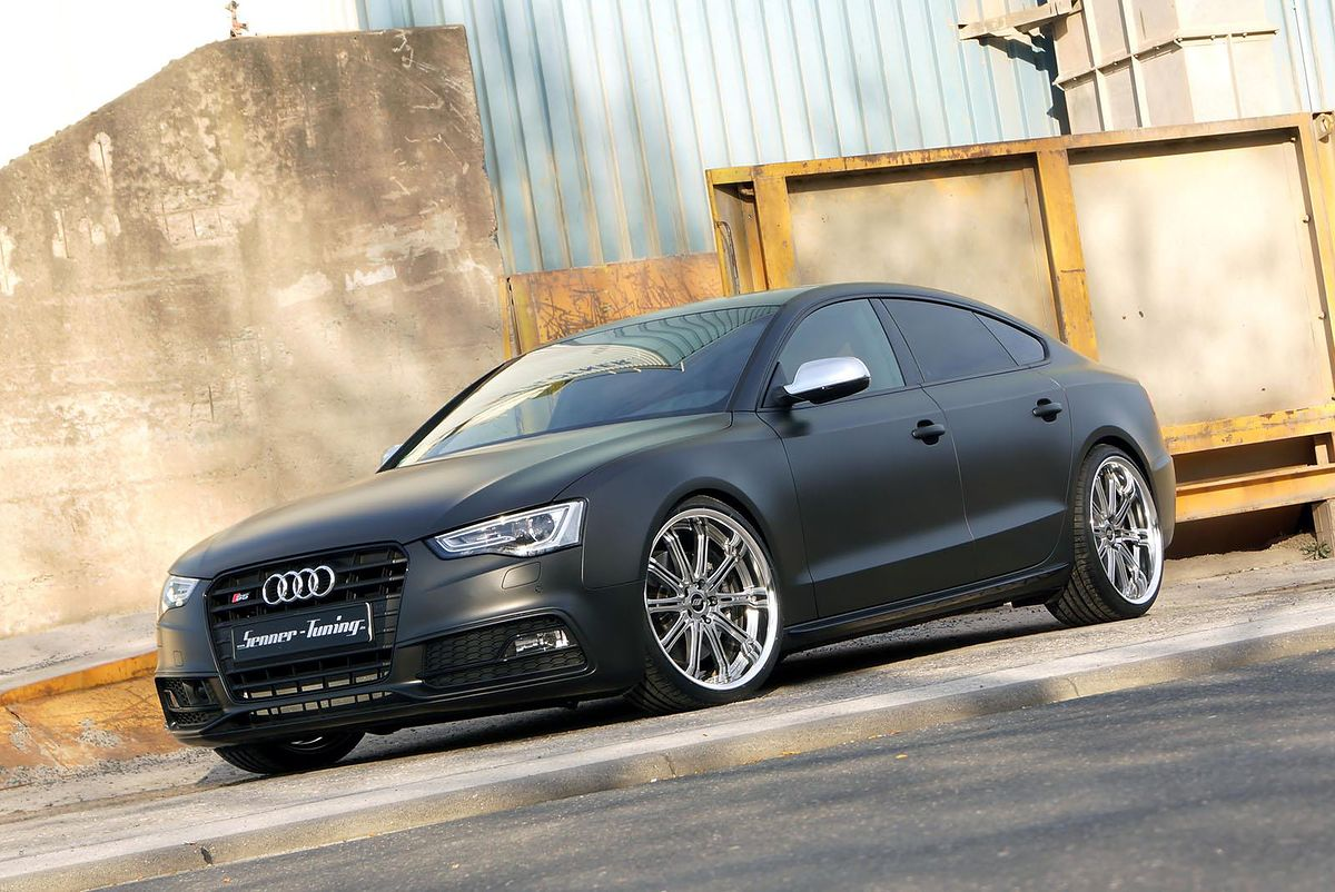 senner tuning audi s5 sportback. Black Bedroom Furniture Sets. Home Design Ideas