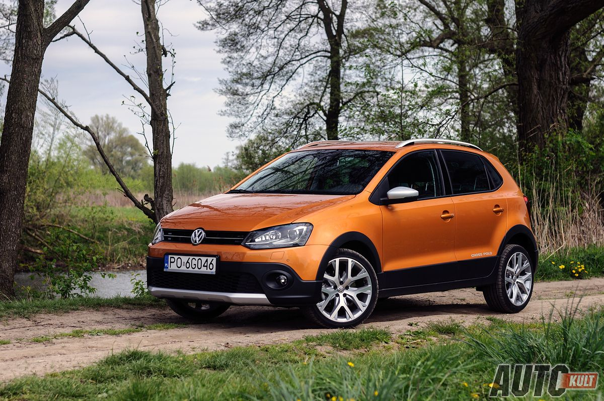 volkswagen cross polo 1 2 tsi test opinia spalanie. Black Bedroom Furniture Sets. Home Design Ideas