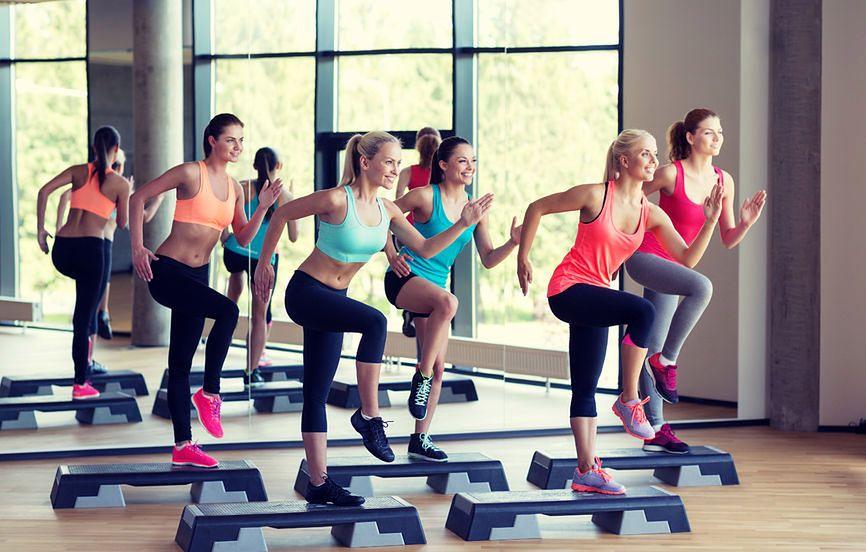 Фитнес для похудения в екатеринбурге