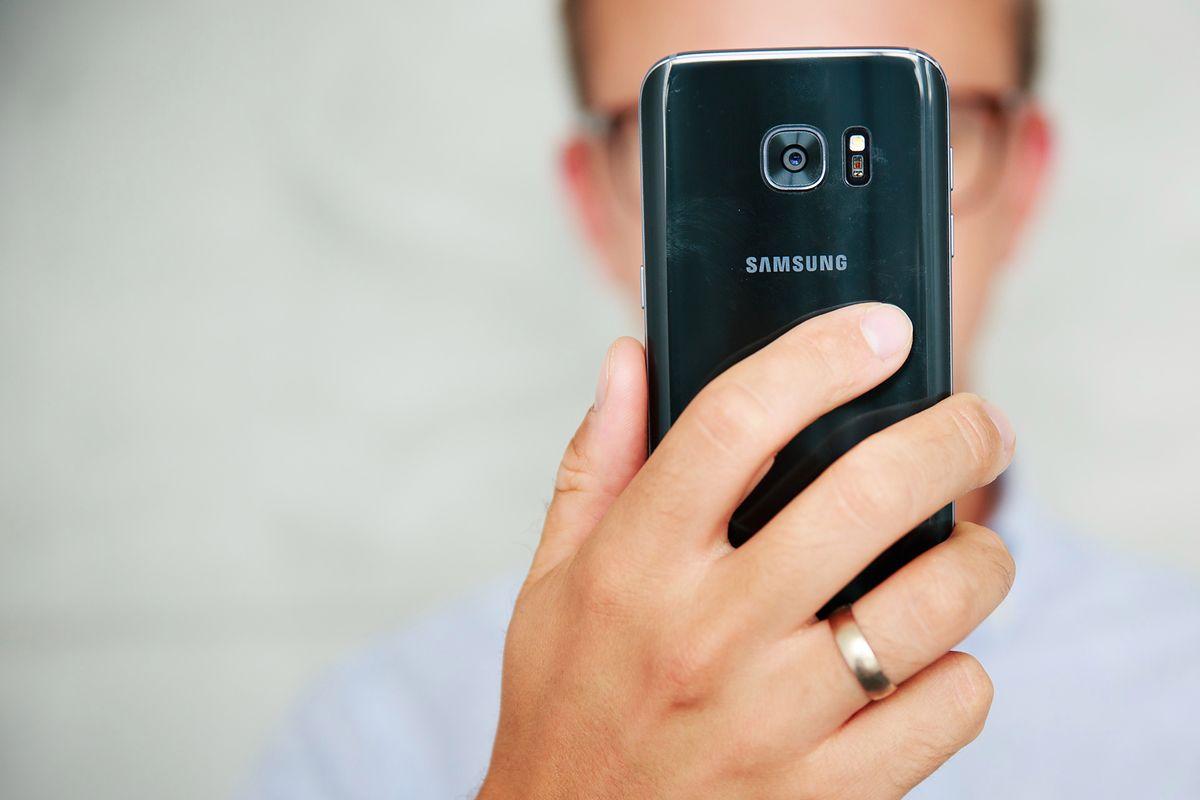 Samsung S7 Test