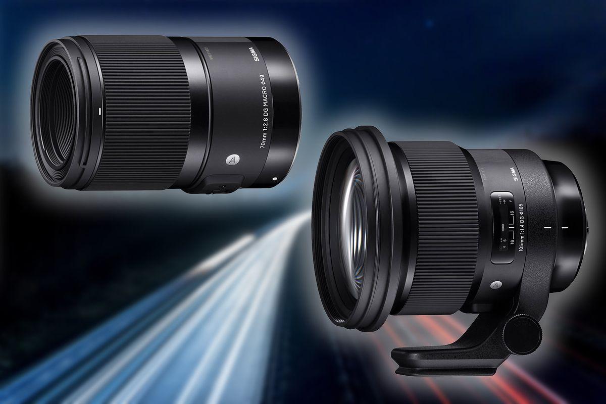 Sigma 105 Mm F 14 Dg Hsm Art I 70 28 Macro 105mm F14 Lens For Canon Ef Zapowiedziane Nadchodzi Te 9 Innych Obiektyww Dla Sony E