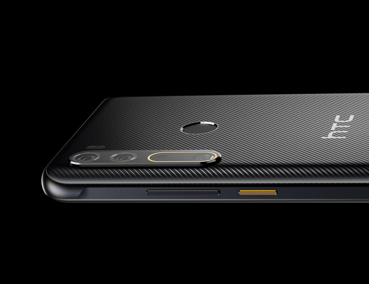 HTC powraca. Desire 20 pro już w Polsce | Komórkomania.pl