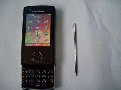 """Sony Ericsson """"Paris"""" wraca do świata żywych"""