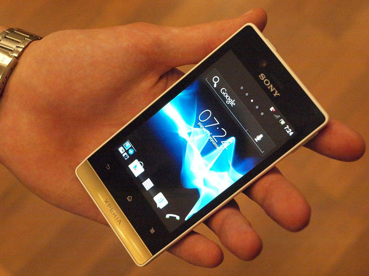 Sony Xperia Miro Niska Cena W Parze Z Dobr Jakoci Test St23i 4 Gb Komrkomaniapl