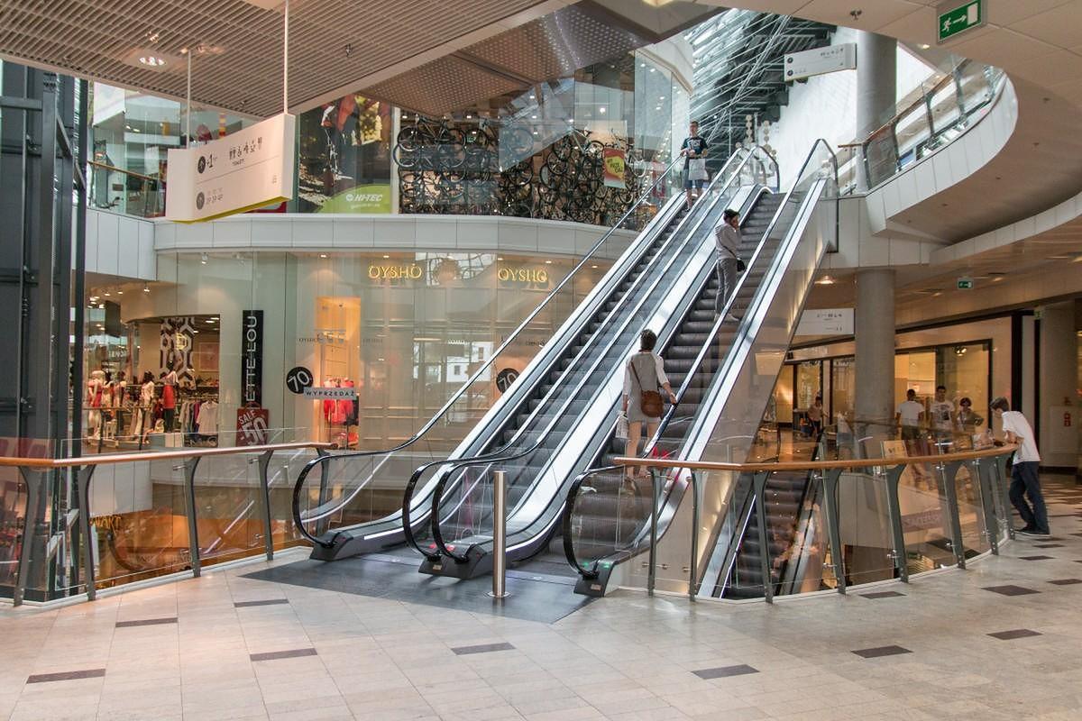 Lewiatan: 52,2% firm uważa prowadzenie sklepów w galeriach za nieopłacalne