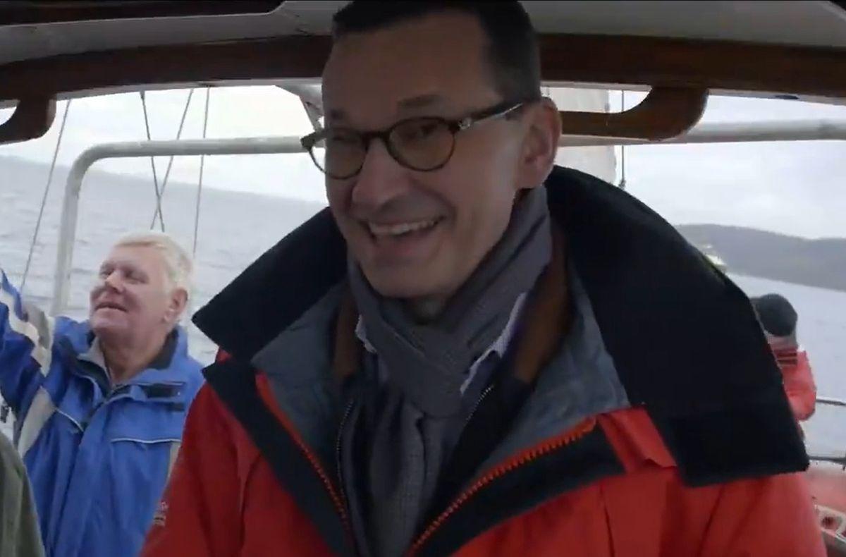 Mateusz Morawiecki w roli przywódcy. 'Przyczynił się do upadku ...