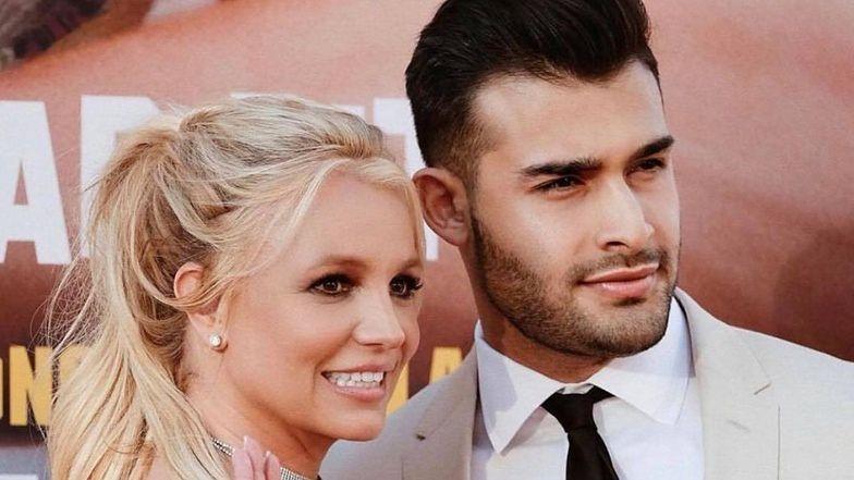 Britney Spears dodała zdjęcie z chłopakiem z okazji 39. urodzin ...