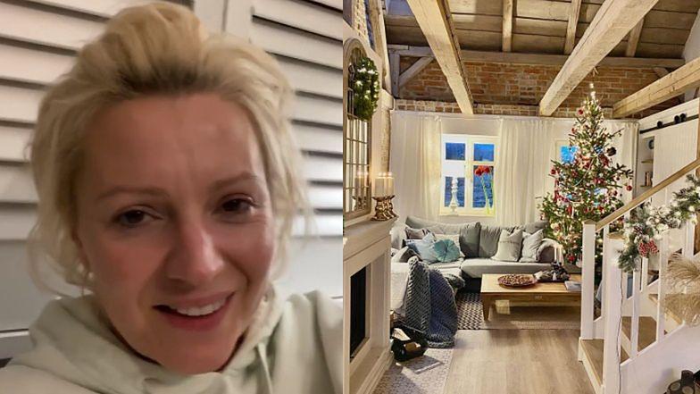 Dorota Szelągowska pokazała, jak udekorowała swój dom na ...