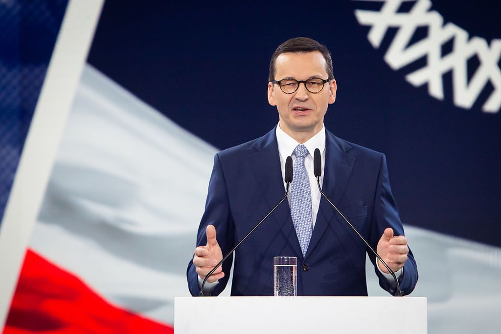 Kiedy konferencja premiera Morawieckiego? Jakie zmiany się ...