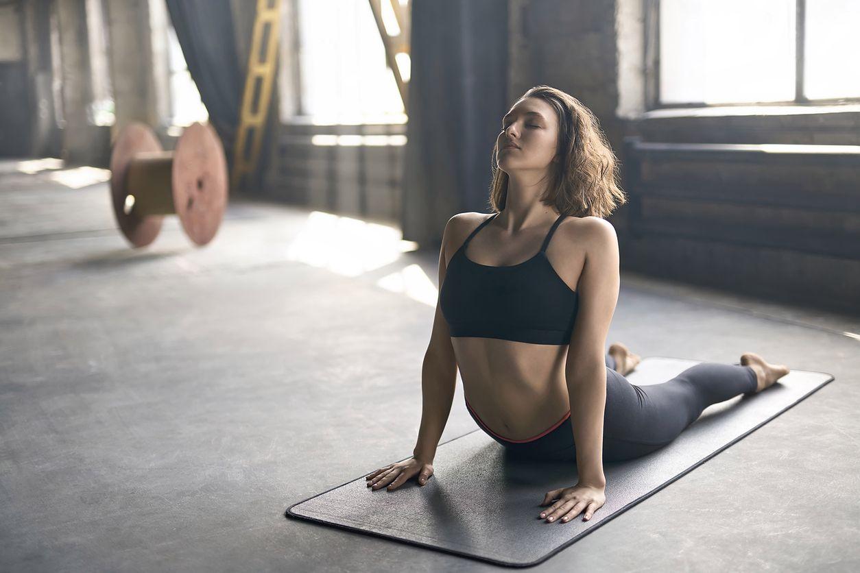 ćwiczenia jogi i erekcji jakie rozmiary penisa