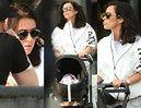 Siwiec i Mariusz na obiedzie z córką: NAPOMPOWANE USTA, selfie i nerka Gucci za 4 tysiące (ZDJĘCIA)
