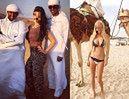 """Dziennikarz ujawnia, kto """"jeździł"""" do Dubaju: """"Miss Polonia, uczestniczka Top Model, dziewczyna aktora""""!"""