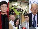 Beata Szydło i minister zdrowia spotkali się ze strajkującymi lekarzami rezydentami (ZDJĘCIA)