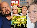 """""""Super Express"""": Głogowska i Gąsowski byli klientami dilera celebrytów! """"Częstszy kontakt z dilerem miała Głogowska"""""""
