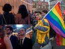 """W warszawskim liceum uczniowie zatańczyli """"Poloneza Równości"""". """"Chcieliśmy okazać wsparcie młodzieży LGBT"""""""