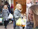 Małgorzata Tusk pojechała na bazar po fasolę Lexusem za 200 tysięcy złotych (ZDJĘCIA)