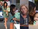 Weronika Rosati czule tuli małą Elizabeth na lunchu z matką (ZDJĘCIA)