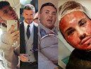 Bezrobotny 22-latek wydał prawie 160 tysięcy złotych, żeby wyglądać jak David Beckham! (ZDJĘCIA)