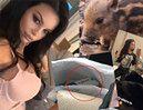 Tymczasem na Instagramie Justyny Gradek: dziki, futro i psychotropy...