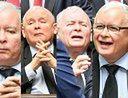 Humorzasty Jarosław Kaczyński stroi miny w Sejmie (ZDJĘCIA)