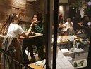 Elegancka Wieniawa przyłapana na randce z Baronem w restauracji (TYLKO U NAS)