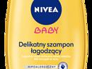 Delikatny szampon łagodzący NIVEA Baby (200 ml)