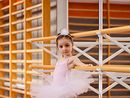 Spódniczka tiulowa do baletu biała Piccolino