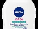 Łagodzący żel do mycia ciała i włosów NIVEA Baby PURE & SENSITIVE (250 ml)