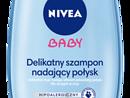 Delikatny szampon nadający połysk NIVEA Baby (200 ml)