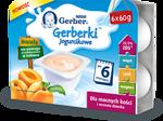 Gerberki Jogurcikowe - Morelowy