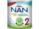 Mleko następne NAN PRO 2 z L.reuteri oraz błonnikiem