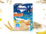 Humana Kaszka mleczna na dobranoc bananowa po 6. m., 200 g