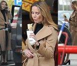 Pędząca Hanna tankuje i hot doga konsumuje (ZDJĘCIA)