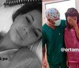 """Górniak pokazała operację na Instagramie! """"Dziękuję za serce i opiekę"""" (FOTO)"""