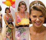 """TYLKO U NAS: Edyta """"księżniczka"""" Górniak świętuje 45. urodziny z fanami i balonami (ZDJĘCIA)"""