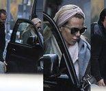 """""""Nositorba"""" nie zaniedbuje Dody: wozi ją po Warszawie luksusowym BMW (ZDJĘCIA)"""