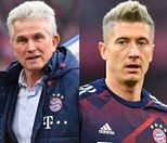 """Lewandowski pofarbował włosy... dla trenera? """"Jest dla mnie wzorem do naśladowania!"""""""