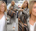 Obładowana Rozenek dźwiga torby od Gucci i Louis Vuitton (ZDJĘCIA)